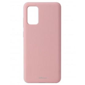 DrPhone SHC - TPU Hoesje - Ultra Dun Premium Soft-Gel Case – Voor Samsung Galaxy A51 5G - Roze