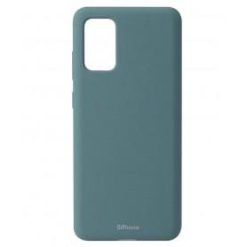 DrPhone Samsung Galaxy A51 5G TPU Hoesje - Ultra Dun Premium Soft-Gel Case – Groen