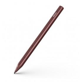 DrPhone Pro Logic - Actieve Stylus Pen met 4096 Drukpunten - Magnetisch - Gumfunctie - Windows Tablets – Bordeaux Rood