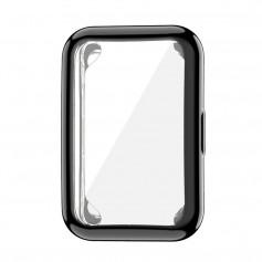 DrPhone FC1 Huawei fit - Screen Case - flexibel - krasbestendig - Bescherming - Zwart
