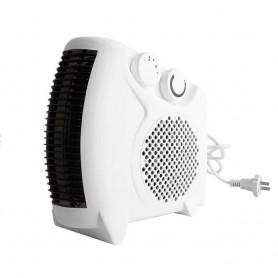 DrPhone HG20 – Multifunctionele Kachel – 2000 Watt – Verstelbaar – Snelle Verwarmingsfunctie - Wit