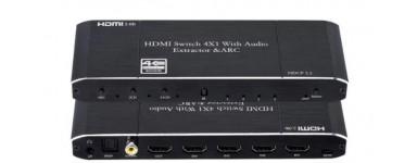 Audio-extractors